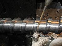 Токарная и фрезерная обработка металла. Закалка металла.