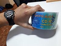 Диски-болванки CD-R (50шт\уп), фото 1