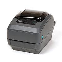 Термотрансферный принтер этикеток - Zebra GK420T (203 DPI, USB, отделитель)