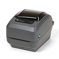 Термотрансферный принтер этикеток - Zebra GX420T (203DPI, USB, SERIAL, ETHERNET)