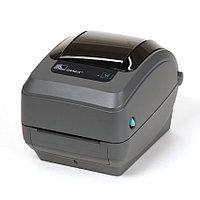 Термотрансферный принтер этикеток - Zebra GX420T (203DPI, USB, SERIAL, ETHERNET, резак)
