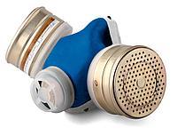 Полумаска фильтрующая (респиратор) РПГ-67 комплектуется фильтрующим патроном А1