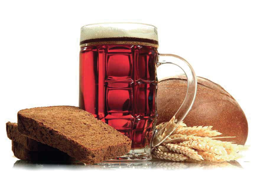 Основа концентрированная, сброженная, для квасов и безалкогольных напитков на зерновом сырье тип «С-50»