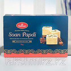 Индийские сладости(халва) Soan Papdi