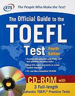 Official Guide to the New TOEFL IBT, ed. 4+CD