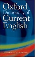 Oxford Dictionary of Current English Pb