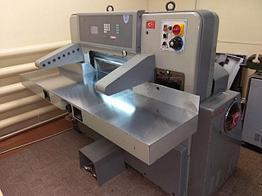 Shenweida 780 б/у 2003г - резательная машина для бумаги