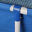 Каркасный бассейн для дачи прямоугольный 300х200х75 см, Intex 28272, фото 3