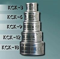 Коробка стерилизационная круглая КСК-6 без фильтра