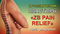 Ортопедический пластырь от болей в спине ZB Pain Relief