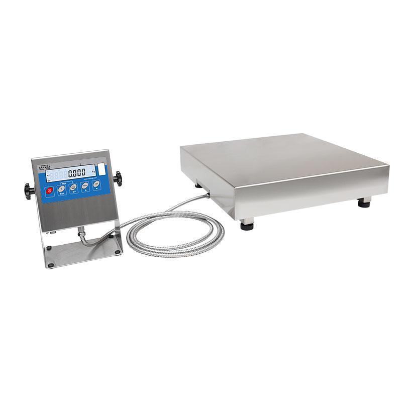 Промышленные платформенные водонепроницаемые весы серии WPT 150/H4/K