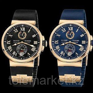 Часы Ulysse Nardin Maxi Marine + Портмоне Baellerry Business