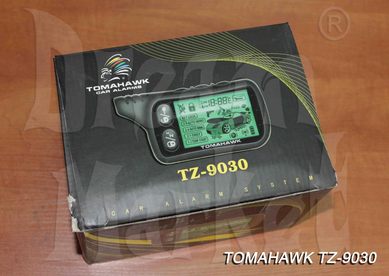 Автосигнализация Tomahawk TZ-9030