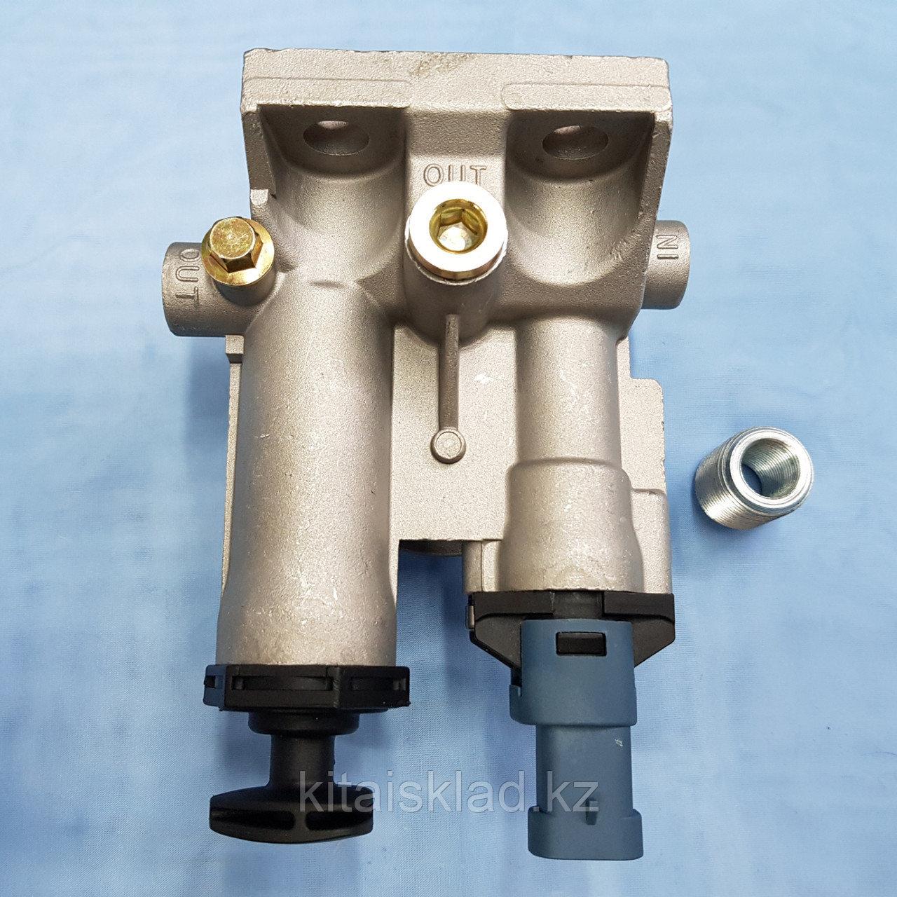 Кронштейн топливного фильтра 6ISBE CUMMINS Камаз FH22238