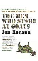 The Men Who Stare at Goats film tie-in