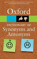The Oxford Dictionary of Synonyms and Antonyms 3/e