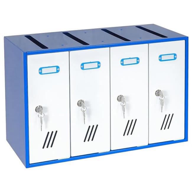 Ящик почтовый секционный ЯПС-1(4 секции)