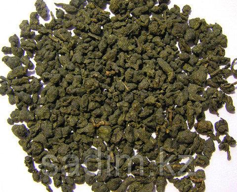 Черный чай - Дракон (с женьшенем)