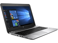 HP W7C83AV+99376157 ноутбук ProBook 450 G4 i3-7100U 15.6 4GB/128+1T DVDRW GeForce Camera Win10 Home