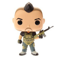 "Фигурка Funko POP! Vinyl: Games: Call of Duty: John ""Soap"" MacTavish"