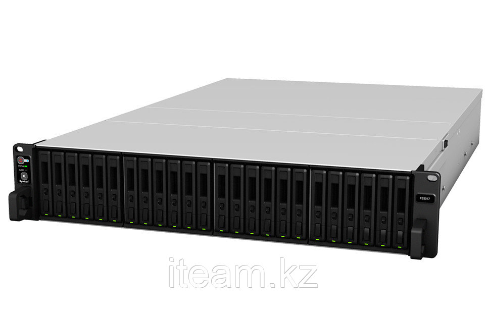 Nas-сервер Synology RS3617xs+ 12xHDD 2U