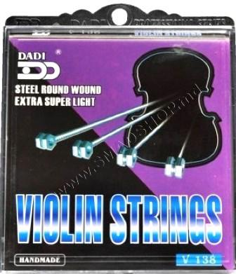 Струны для скрипки DADI violin strings V 138