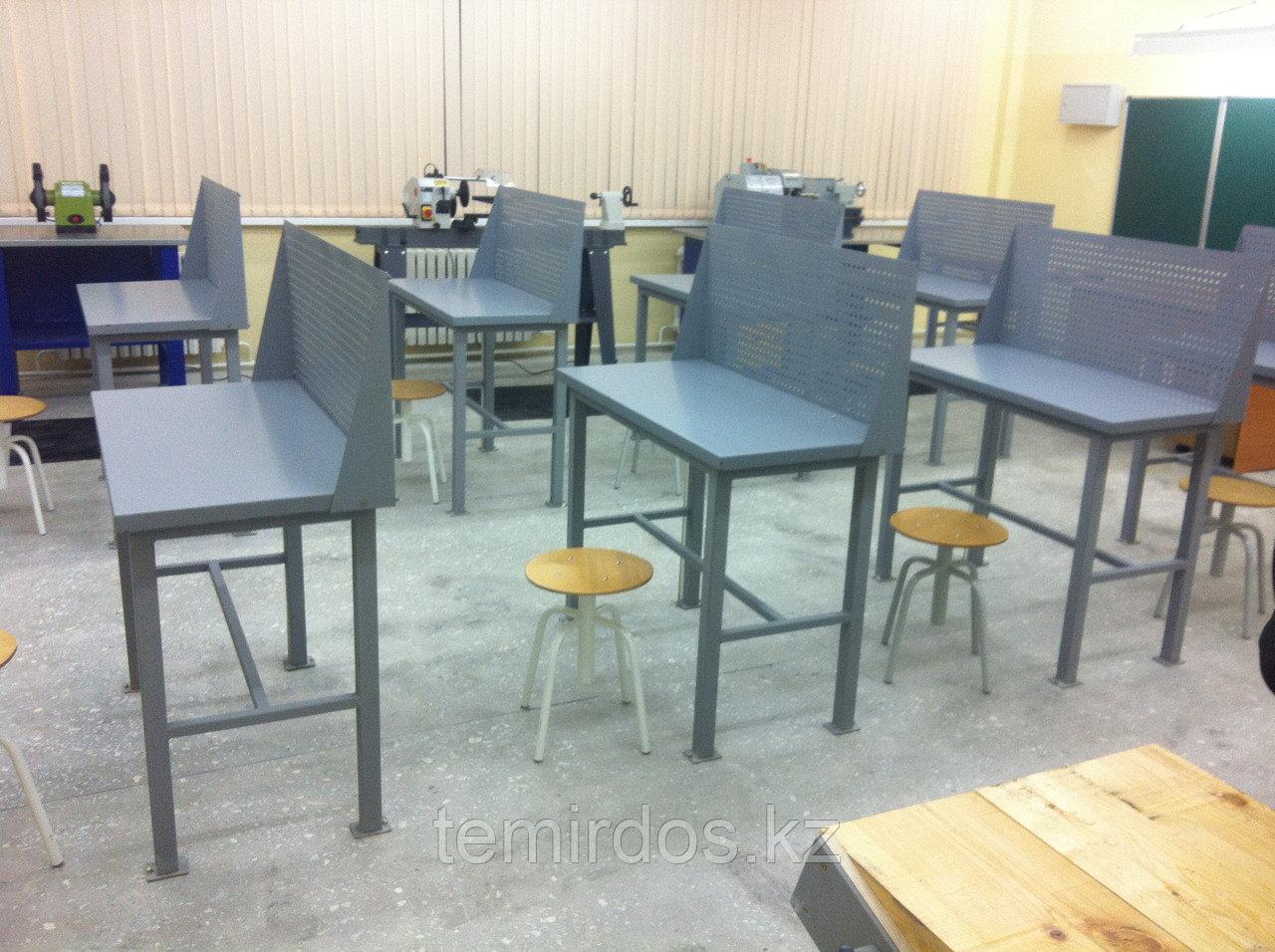 Мебель - столы стулья верстаки