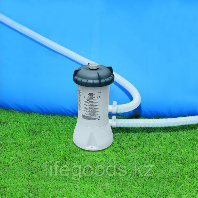 Фильтр насос для бассейна со скоростью 2006 л/ч, Intex 28604
