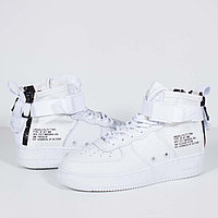 5c951113 Кроссовки Sketch Nike Air Force 1 Low White Black Line, цена 20 900 ...
