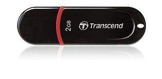 Флешка  Transcend 2 gb USB flash