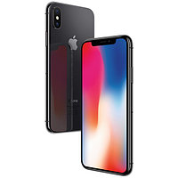 Apple iPhone X 64GB Silver в Астане