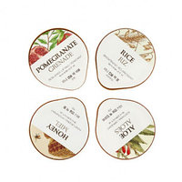 MINI CAPSULE PACK DELUXE SET OF 4 FACE MASKS