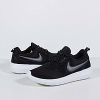 Кроссовки Nike Roshe Run Two Black Grey White