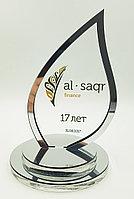 Наградной приз из акрила