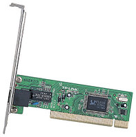 Сетевая карта TP-link TF-3239D 10/100M PCI Network Interface Card, Realtek RTL8139D chip, RJ45 port, driver CD, retail package, without Bootrom socket