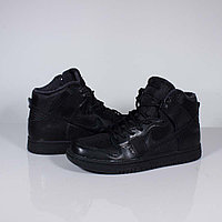 Кроссовки Nike SB Dunk High Triple Black