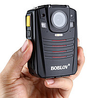 "BOBLOV HD66-07 GPS Body Police Video камера IP68 Видеорегистратор 2.0 ""inch LCD Wearable 170 Degree Wide Angle Night Vision"