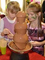 Фонтан шоколадный 55 см
