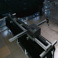 Станок плазменной резки с ЧПУ 1500*2500мм портативный, без источника плазмы