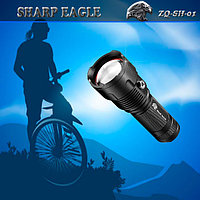 SHARP EAGLE ZQ-SH-01 XML-XPE 800LM 3 в 1 LED Фонарик