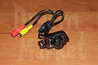 Камера заднего вида N-1405B, цветная, с подсветкой, металлическая, универсальная, фото 1