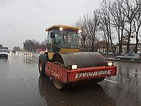 Аренда грунтового катка 14-16 тонн