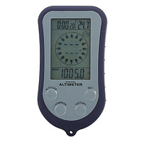 IPRee™ 8 In 1 Multifunctional Altimeters Digital LCD Compass Manometer Thermometer Theodolite Clock Outdoor Climbing Travel Tool