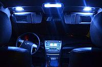 Лампы освещения LED для салона автомобиля