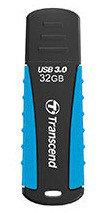 USB Флеш 32GB 3.0 Transcend TS32GJF810 синий, фото 2