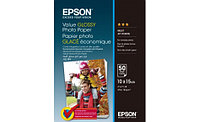 Фотобумага 10x15 Epson C13S400038 Value Glossy Photo Paper  50 sheet