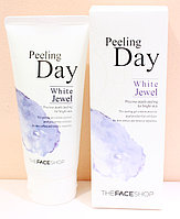 Пилинг для лица The Face Shop White Jewel Peeling