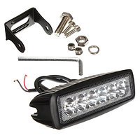 18W 6LED Spot work Лампа Light Off Roads For Trailer Off Road