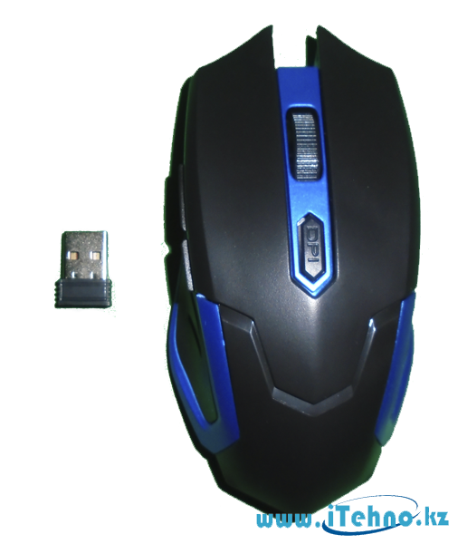 Мышка МТS 2.4 Wireless mouse