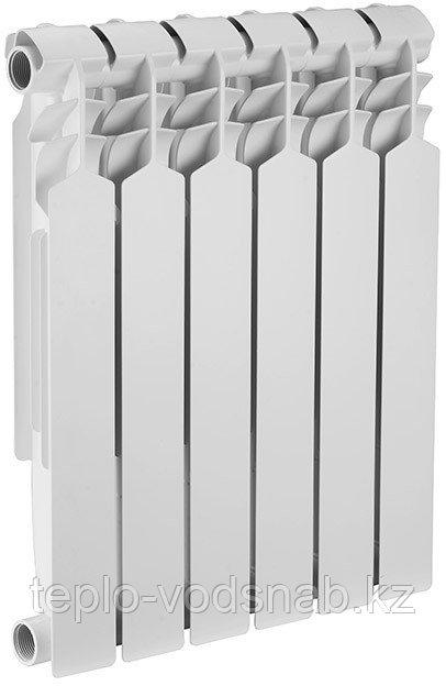 Радиатор Алюминевый Standart 500/100 (10 секций)